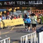 Army Ten Miler, October 2012