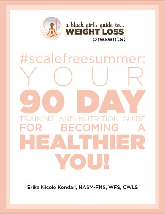 Get the guide today: ScaleFreeSummer: Your 90 Day Training and Nutrition Guide for Becoming a Healthier You!