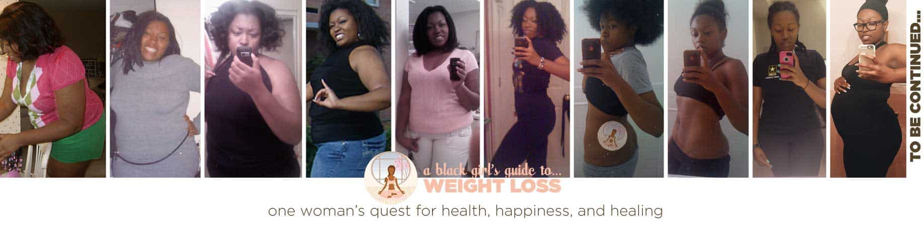 A Black Girl's Guide To Weight Loss | Weight Loss Blog